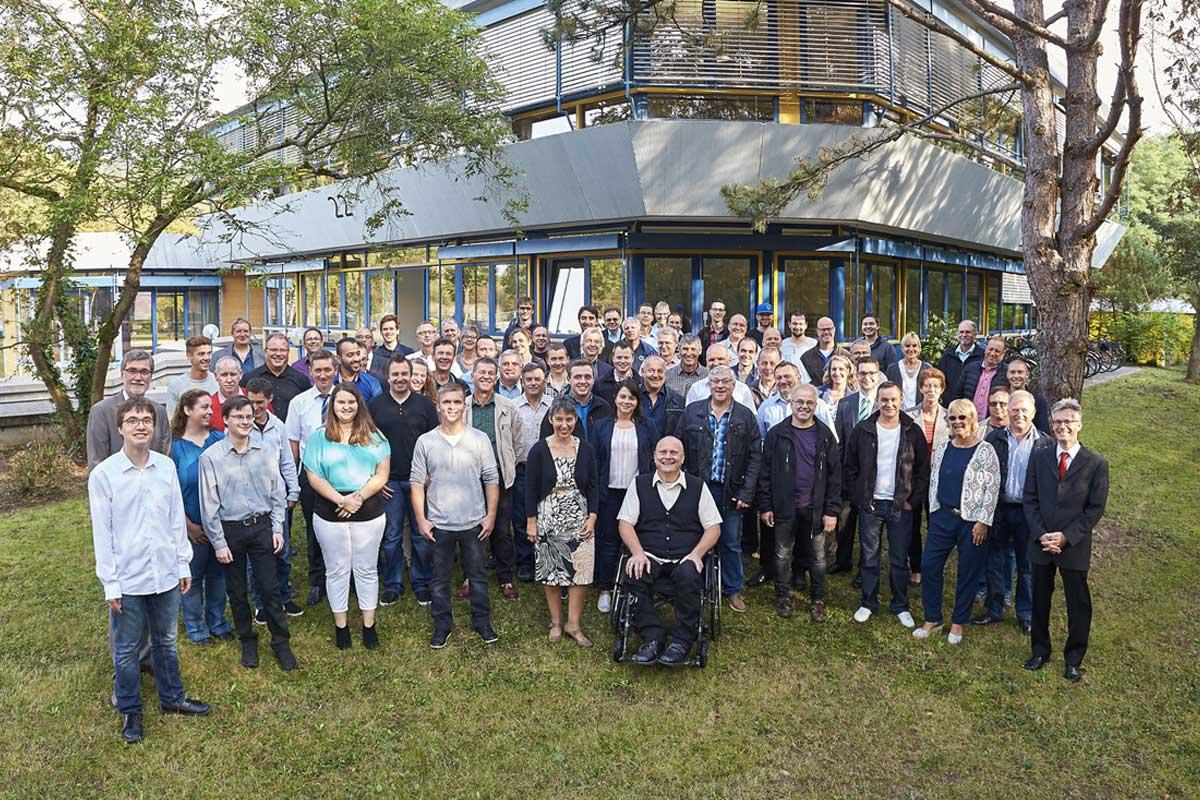 Team Bild Verwaltung